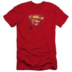 Stay Motivated with this awesome Superman Super Me... Get your NOW exclusively from http://impowerapparel.com/products/superman-super-mech-shield-premuim-canvas-adult-slim-fit-30-1?utm_campaign=social_autopilot&utm_source=pin&utm_medium=pin #motivation #inspiration #greatness