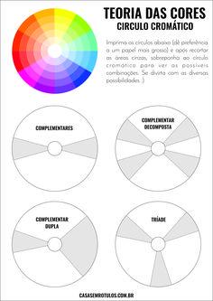 Depois de termos visto no post anterior como escolher a cor para cada cômodo, vamos aprender a combina-la com outras para compor um amb...