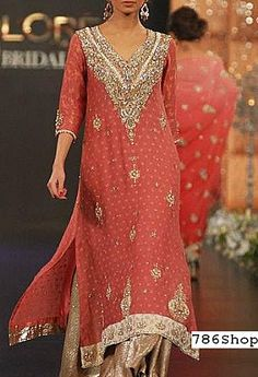 Deep Chestnut Florinda Rouge Bridal Party Wear Collection in PFDC LOreal Paris France 2013 Pakistani Dresses Online Shopping, Pakistani Formal Dresses, Pakistani Wedding Outfits, Pakistani Bridal Wear, Indian Dresses, Indian Outfits, Pakistani Designer Clothes, Indian Designer Wear, Indian Party Wear