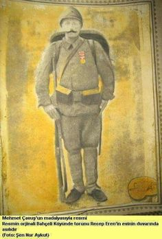 Mehmetçik adının sahibi Bigalı Mehmet Çavuş.