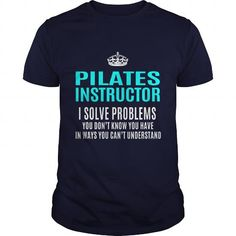 PILATES INSTRUCTOR T Shirts, Hoodies. Check price ==► https://www.sunfrog.com/LifeStyle/PILATES-INSTRUCTOR-101283644-Navy-Blue-Guys.html?41382 $21.99