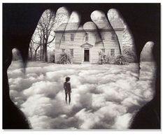 Image result for jerry uelsmann double exposure