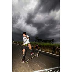 Marujo Gabriel Treze. #Skate #Skateboard #SailorSkateboard #SailorTeam #Longboard #40polegadas Foto por Billy Fotografia