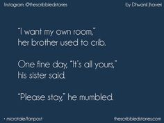 Bro-sis love was always best,is always beast and it will always be best. bro cries the most .love u bhai Bro And Sis Quotes, Brother Sister Quotes, Brother And Sister Love, Story Quotes, True Quotes, Qoutes, Tiny Stories, Short Stories, Sibling Quotes