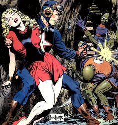 Buck Rogers cover art by Frank Frazetta for Famous Funnies Frank Frazetta, Comic Book Artists, Comic Books, Buck Rodgers, New York City, Brooklyn, Science Fiction Art, Pulp Fiction, Pulp Art