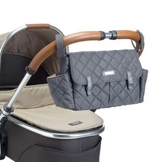Quilted Stroller Organiser
