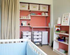 10 Reader Tips for Nursery Organization — Nesting a Nursery