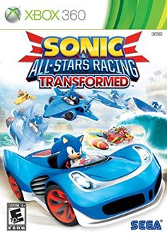 Sonic  AllStars Racing Transformed  Xbox 360 ** Read more  at the image link.Note:It is affiliate link to Amazon.