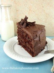 15 Gluten Free Chocolate Cake Recipes