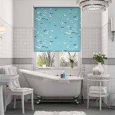 1000 Images About Blinds Bathroom On Pinterest Roller