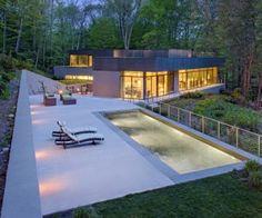 Weston Residence by Specht Harpman Architects