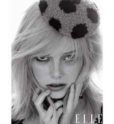 ELLE July Cover: Emma Stone