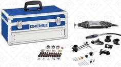 The Best Dremel Set You Can Buy Is $50 Less Than Usual, Today Only