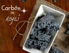 Cuuking!: Carbón dulce de Reyes