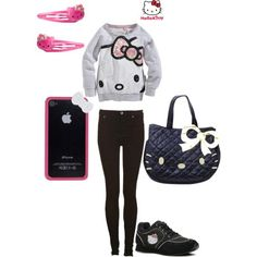 Hello Kitty fashion!!