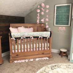 How to Make an Adorably Rustic Nursery
