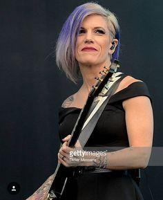 Korey Cooper- I love her new hair!