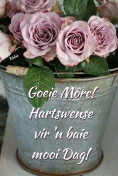 Good Morning Good Night, Good Morning Quotes, Blessed Sunday Quotes, Lekker Dag, Goeie More, Afrikaans Quotes, Coffee Love, Inspirational Thoughts, Friendship Quotes