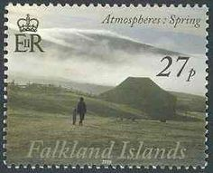 Stamp: Spring (Falkland Islands) (Four Seasons) Mi:FK 1094,Sg:FK 1153