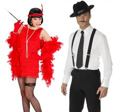 Ideas For Birthday Party Outfit Roaring Cute Halloween Costumes, Halloween Kostüm, Couple Halloween, 1920 Costumes, Look Gatsby, Gatsby Style, Gran Gatsby, Roaring 20s Party, Gatsby Party