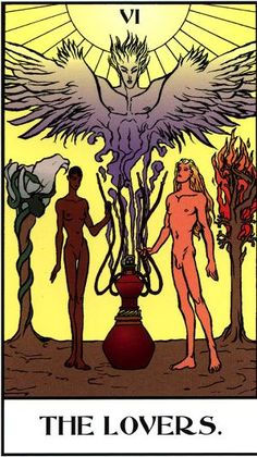 the Ascension Tarot