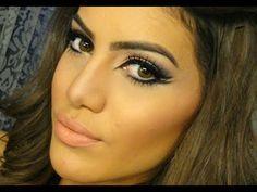 paula fernandes at DuckDuckGo Eye Makeup, Glow, Makeup Trends, Makeup Ideas, Brown Hair, Septum Ring, Lips, Health, How To Make