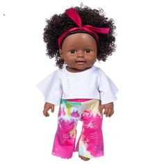 Doll With Hair, African Dolls, Black Babies, Look Alike, Vinyl, Baby Dolls, Winter Hats, Packing, Products