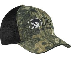 Camo lovers can support ID LIfe