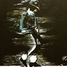 Blue Moonwalk Michael Jackson – KARDS and Gifts