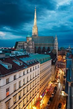 Heart of Vienna - Austria  http://www.tauck.com/tours/europe-tours/central-and-eastern-europe-tours/budapest-travel-vb-2016.aspx