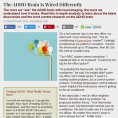 ADHD Brain Research: Neurological News & Insights