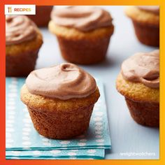 Cupcake Bites with Chocolate-Hazelnut Frosting (2 Points )   Weight Watchers Recipes