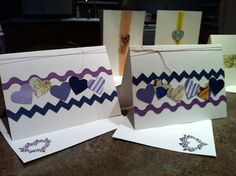 Handmade cards; greeting cards; DIY cards