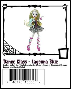 Location: toy store, regular, first wave lagoona got too pricey and I like the ballet theme anyway