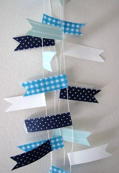 Crafts with Washi tape