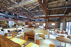 warehouse restaurant east coast - Google Search