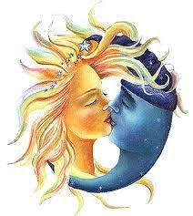 Image result for la lune le soleil