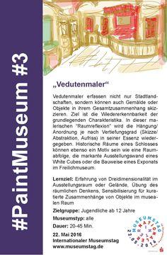 "#3 ""Vedutenmaler"" #PaintMuseum"