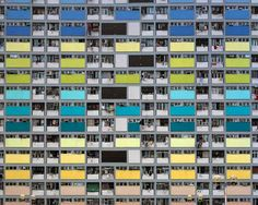 Michael Wolf's Intimidating Architecture of Density Photographs