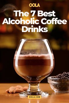 kokteyl tarifleri Alcohol and coffee? Check out some of the most sophisticated and delicious alcoholic coffee drinks. Alcoholic Coffee Drinks, Coffee Drink Recipes, Alcohol Drink Recipes, Liquor Drinks, Coffee Cocktails, Cocktail Drinks, Bourbon Drinks, Cold Coffee Drinks, Coffee Liquor Recipe