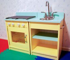 Rambling Renovators: play kitchen