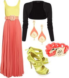 """""""Summer Work Outfit"""" by irlgirl on Polyvore"""