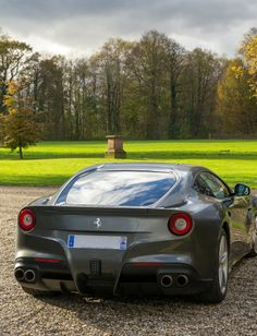 Ferrari F12. Worst weight distribution in the world (because the engine is in the front). But still very exclusive car