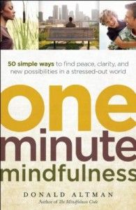 One Minute Mindfulness - Westmont Public Library – Bloggy