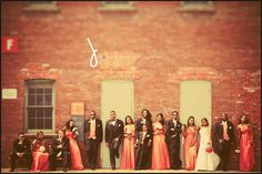 23 Wedding Photo Locations Toronto. Brickworks