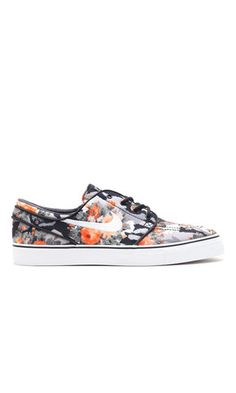 Nike Janoski Premium SB Mandarin Floral