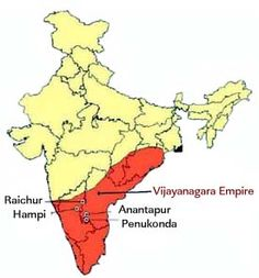 Vijayanagara Empire (1336-1565 CE)