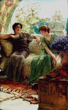 da cosa nasce cosa: Sir Lawrence Alma-Tadema