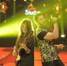 Coke studio pic