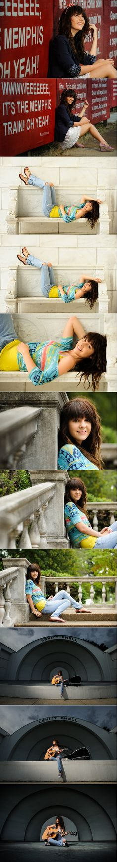 senior photography \\ these poses are so cute